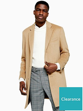 topman-topman-scott-overcoat-tan
