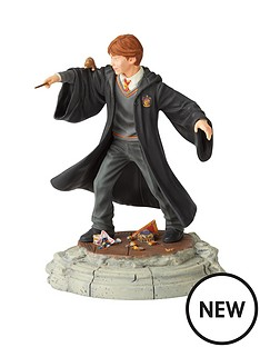 harry-potter-ron-weasley-year-one-figurine-new