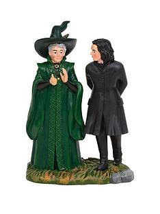 harry-potter-professor-snape-and-professor-minerva-mcgonagal-figurine-new