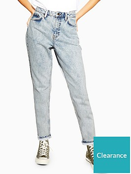 topshop-mom-jeans-bleached-blue