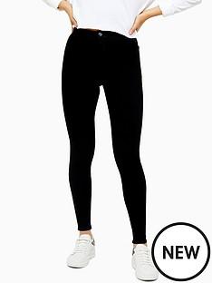 topshop-topshop-petite-joni-pure-black-skinny-jeans-black