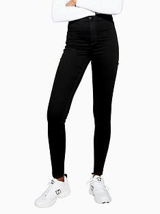 topshop-topshopnbspjoni-pure-black-stretch-skinny-jeans-black
