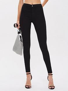 topshop-topshop-black-high-rise-holding-power-super-skinny-jeans
