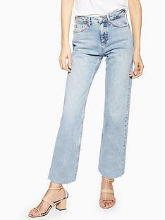 topshop-bleached-straight-jeans-blue