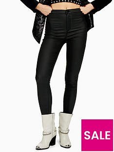 topshop-topshopnbspjoni-coated-power-stretch-skinny-jeans-black