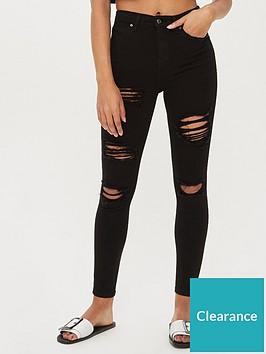 topshop-rip-jamie-super-high-waisted-black-skinny-jeans