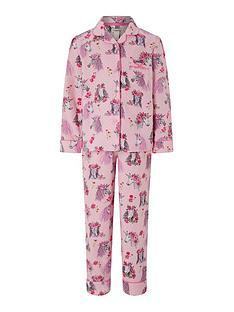 monsoon-nara-horse-flannel-pyjama-set