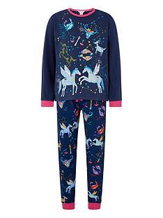 monsoon-girls-aries-glow-in-the-dark-pegasus-jersey-pyjama-setnbsp--navy
