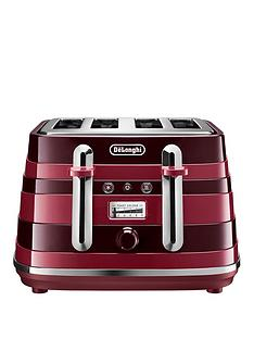 delonghi-avvolta-class-ctac4003r-4-slice-toaster-red
