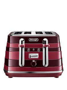 delonghi-delonghi-avvolta-class-ctac4003r-4-slice-toaster-red