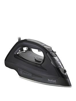 tefal-fv2662-ultraglide-anti-scale-steam-iron-2500w-ndash-black