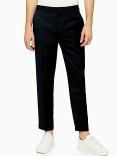 topman-topman-slim-fit-suit-trousers-navy