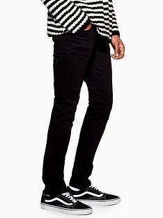 topman-topman-stretch-slim-leg-jean-black