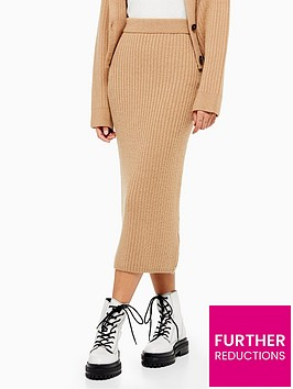 topshop-ribbed-knit-midi-skirt-camel