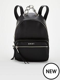 dkny-abby-backpack-black