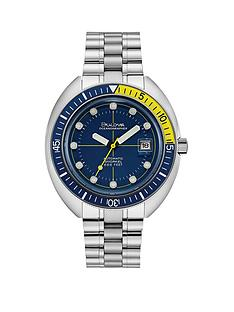 bulova-bulova-oceanographer-blue-and-yellow-detail-date-dial-stainless-steel-bracelet-automatic-divers-watch