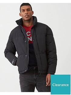 jack-jones-core-noah-short-padded-coat-black