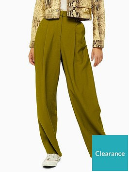 topshop-palazzo-slouch-trousers-olive
