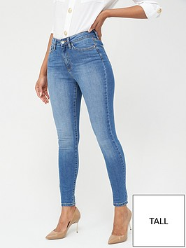 v-by-very-valuenbsptall-florence-high-rise-skinny-jeans-mid-wash
