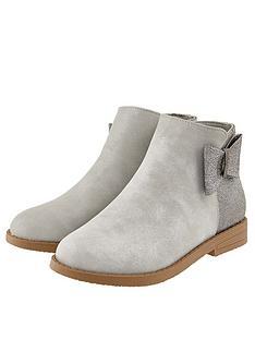 monsoon-jasmine-shimmer-bow-boot-grey