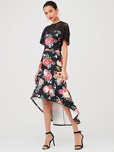 v-by-very-lace-yoke-scuba-prom-dress--nbspprintednbsp
