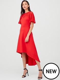 v-by-very-lace-yoke-scuba-prom-dress-red