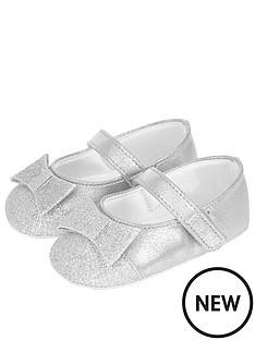 monsoon-baby-sylvie-glitter-toe-cap-booties-silver