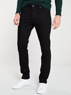 lyle-scott-slim-fit-jeans-black