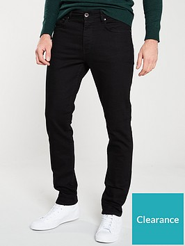 lyle-scott-slim-fit-jeans-black