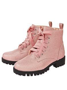 monsoon-georgia-glitter-lace-up-boot-pink