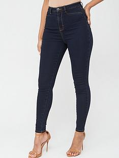 v-by-very-addison-super-high-waistnbspskinny-jeans-dark-wash