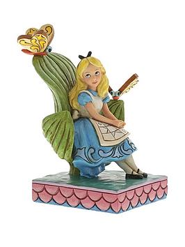 disney-traditions-curiouser-and-curiouser-alice-in-wonderland-figurine