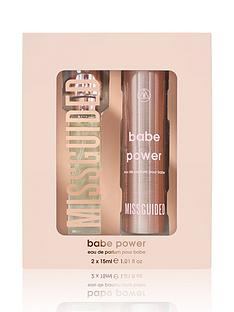 missguided-missguided-babe-power-15ml-eau-de-parfum-atomizer-refil-gift-set