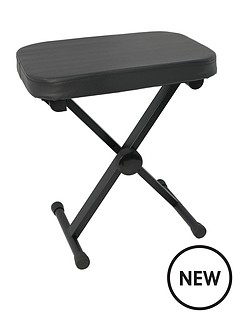 rocket-adjustable-keyboard-bench-stool