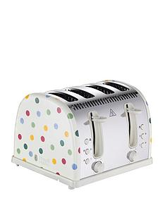 russell-hobbs-emma-bridgewater-polka-dot-toaster-ndash-4-slice