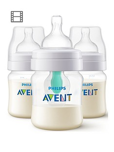 avent-philips-avent-anti-colic-125ml-bottles-with-air-free-vent