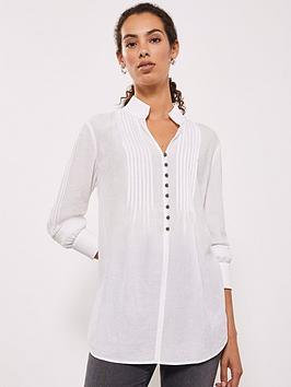 mint-velvet-high-neck-rouleau-shirt-ivory
