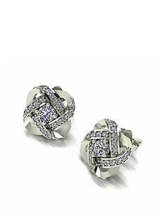 moissanite-moissanite-9ct-white-gold-1ct-eq-knot-twist-stud-earrings