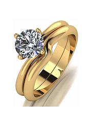 Moissanite Jewellery | Online Brand Store | Littlewoods Ireland