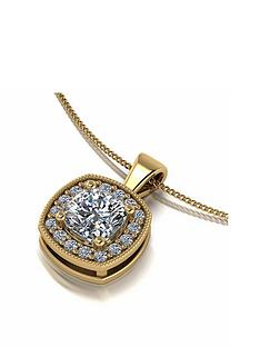 moissanite-moissanite-9ct-gold-1ct-eq-cushion-centre-halo-pendant-necklace