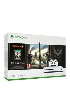 xbox-one-s-xbox-one-s-tom-clancys-the-division-2-bundle-1tb-with-optional-extras