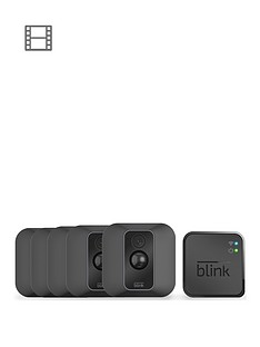 blink-xt2-home-security-5-camera-system