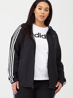 adidas-plus-3s-knt-fz-hood-black