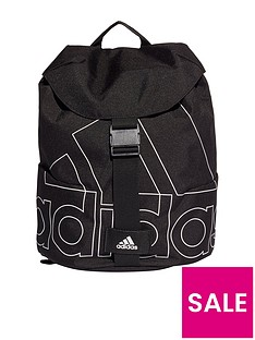 adidas-logo-backpack-blacknbsp