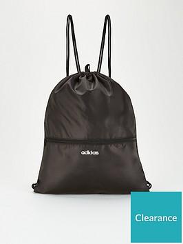 adidas-3-stripe-gym-sack-blacknbsp