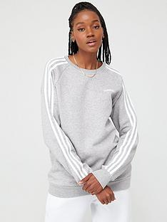 adidas-essentials-boyfriend-crew-medium-grey-heathernbsp