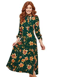 joe-browns-charismatic-dress-green-multi