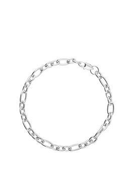 the-love-silver-collection-sterling-silver-14oz-belcher-bracelet