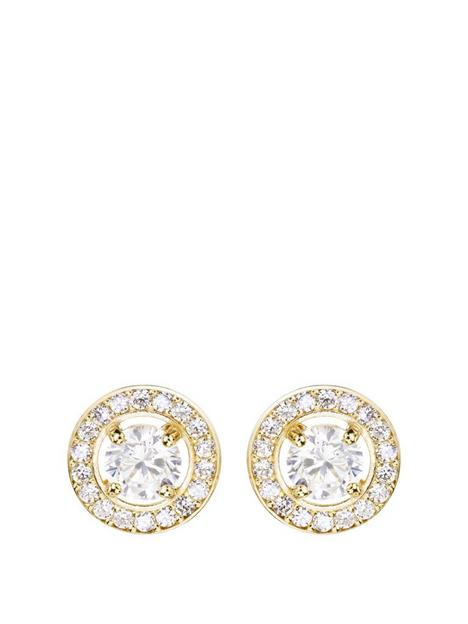 love-gold-9ct-gold-cubic-zirconia-round-halo-stud-earrings