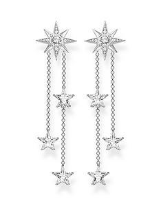 thomas-sabo-zirconia-magic-stars-drop-earrings